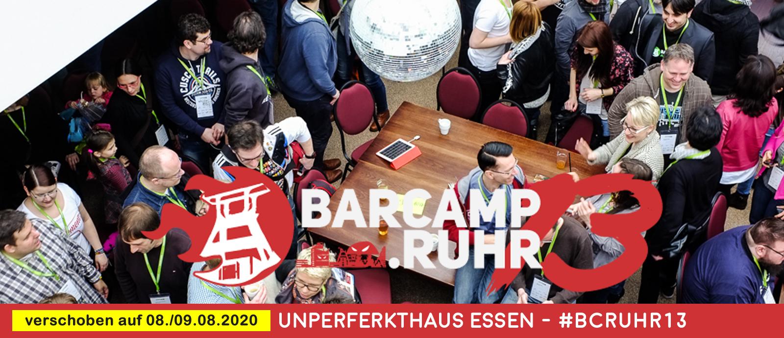 barcamp Ruhr 13